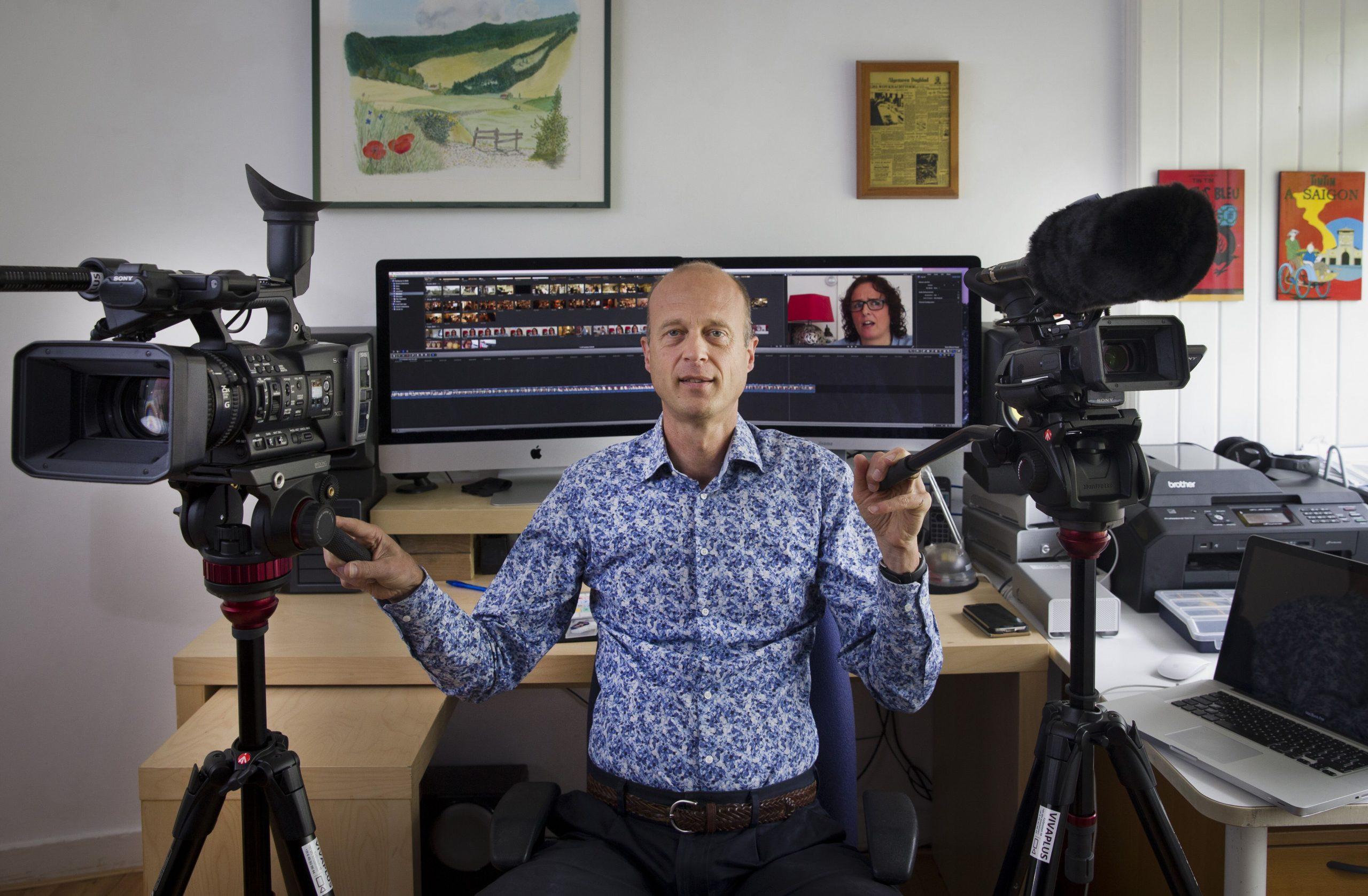 Pim Giel Documentairemaker